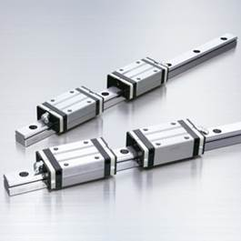 Linear ball guides